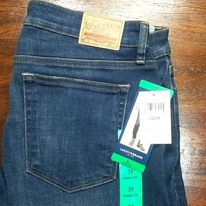 Lucky Brand Los Angeles Midrise Jean's 31 x 29